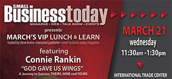 Novembers Vip Lunch & Learn