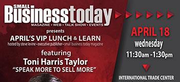 Tony Haris Taylor Event